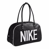 Bolsa Feminina Nike Heritage Club Preta 100% Original