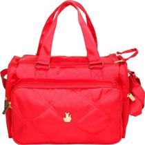 Sacola Anne Termica Nylon Classic Master Bag