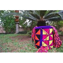 Bolsa Wayuu Colorida Original Oferta Natal !