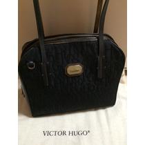 Bolsa Victor Hugo Danny Jacquar Nero / Bronze Nova!!!