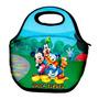 Bolsa Térmica Infantil Em Neoprene Turma Do Mickey