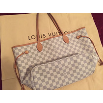 Bolsa Louis Vuitton - Neverfull Mm