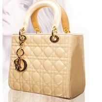 Bolsa Christian Dior Lady Di 24 Cm Exclusiva Sedex Gratis