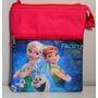 Bolsa Criança Menina Infantil Frozen, Ana, Elsa E Olaf
