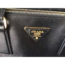 Bolsa Prada Saffiano Lux Com Certificado De Autenticidade - Bolsas ...