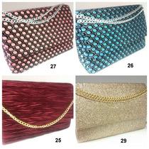 Lindas Bolsas De Festa Com Corrente De Glitter Escolha A Sua