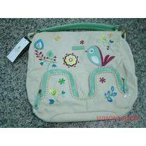 Bolsa Feminina Alice Palucci A13 A103 Verde