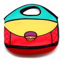 Bolsa De Mão 3d