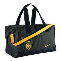 Bolsa De Viagem Nike Brasil Cbf 100% Original