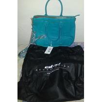 Bolsa Shop Bag Verde Colcci !! Nova!
