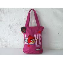 Bolsa Sacola Angry Birds