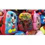 Kit 5 Bolsa Infantil Mochila Crianças Personalizada Confira