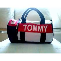 Bolsa Mini Tommy P/ Academia Com Frete Grátis
