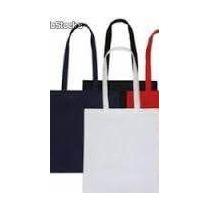 100 Eco Bags Personalizadas 40x50 Retornáveis Tnt 60