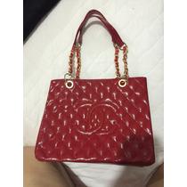 Bolsa Chanel Vermelha