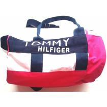 Bolsa Tommy Hilfiger Feminina - Pequena - 35x30 Cm