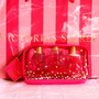 Kit Necessaire + 5 Produtos Originais Victoria Secret