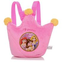 Bolda De Pelúcia Infantil Princesas Disney Original - Ruz