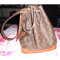 Bolsa Louis Vuitton Original Noé Vintage Retro Lv !tb Chanel