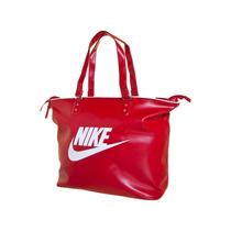 Bolsa Nike Heritage Si Tote Vermelha Original