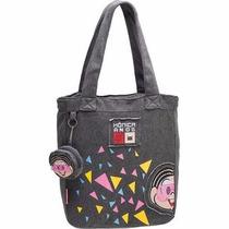 Bolsa Shopping Bag Turma Da Mônica Ref:51479