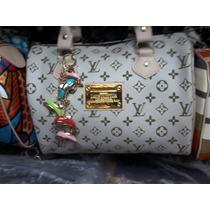 Bolsa Feminina Baú Importada Luiz Vuitton - Cod 0124