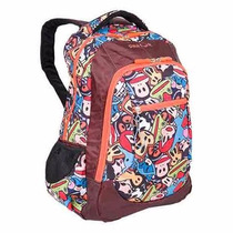 Mochila Escolar Paul Frank Julius Volta As Aulas 2016