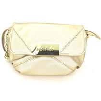 Bolsa Feminina Pequena Tiracolo Dourada Rafitthy 2261322