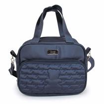 Bolsa Pequena Hug Baby - Azul Marinho