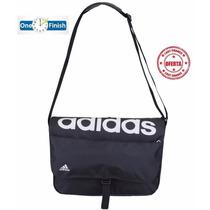 Bolsa Adidas Messenger Essentials Linear - Original Nova
