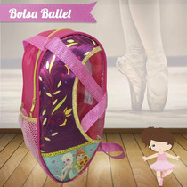 Bolsas Ballet (balé) Personalizada