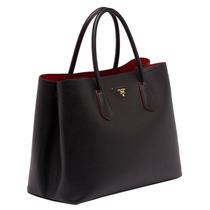 Bolsa Plada Double Bag Couro Original - Pronta Entrega
