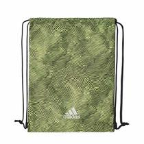 Bolsa De Academia X Futebol Adidas Performance - Verde/preto
