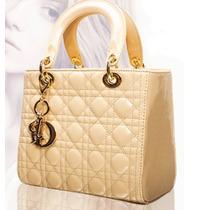 Exclusiva Bolsa Christian Dior Lady Di 24 Cm Sedex Gratis