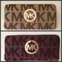 Carteira Michael Kors/carteira Mk