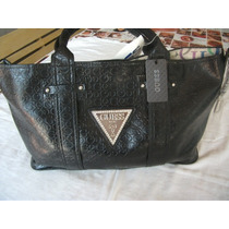 Bolsa Guess Americana Original Luxo Black Bright Candy Cour