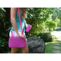 Bolsa Feminina (compatível Para Tablet) + Grátis Capa Cel.