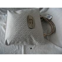 Bolsa Guess Americana Original Luxo Essence Logo Stone Usa