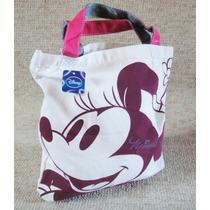Bolsa Minnie Tote 100% Importada Disney