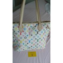 Bolsa Lv Multicolor Louis Vuitton (usada)