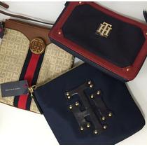Bolsas Tommy Hilfiger Crossbody Vários Modelos Originais