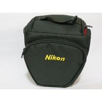 Bolsa Nikon,d5300, D7000,p600, P520, P530, L820, D5200,d5100