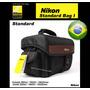 Bolsa Original Nikon * D3100 D3300 D5300 D7000 D7100 D7200
