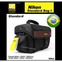 Case Bolsa Nikon * D3100 D3200 D3300 D5100 D7000 D7100 D7200