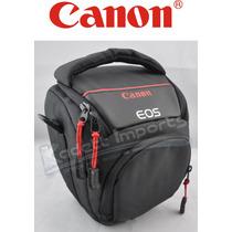 Bolsa Canon * 60d 70d 7d T5i T4i T3i T2i 650d 600d Sx50 Sx30