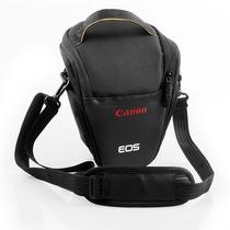 Bolsa Case Câmera Canon T2 T3 T4 T5 Sx50 Sx170 Sx510 60d 7d