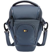 Bolsa Mochila Case Logic Slr-201 Azul Dslr Canon Nikon Sony