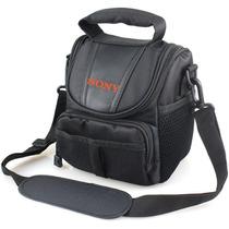 Bolsa Mini Bag Maquina Fotografica Sony