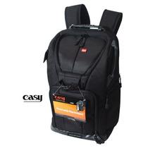 Mochila/bolsa Filmadora Fotografia Nikon Canon Easy 8805