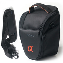 Bolsa Case Câmera Sony Alpha Hx300 Hx400 H300 H400 A37 A3000